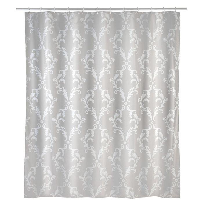 rideau de douche anti moisissure baroque polyester 180. Black Bedroom Furniture Sets. Home Design Ideas