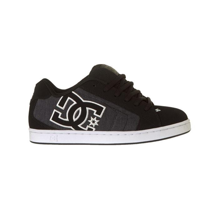 Baskets - net se - 302297-bkz noir Dc Shoes
