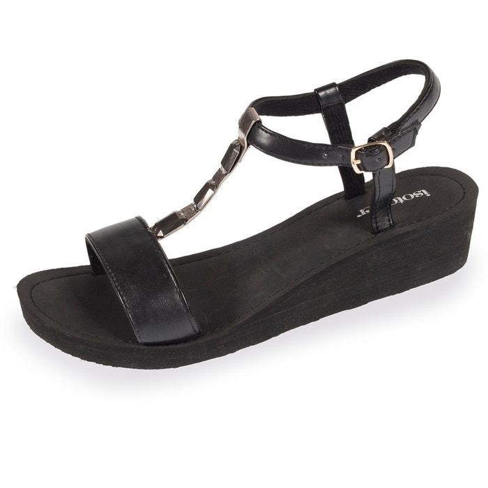 Chaussures confort femme Isotoner   La Redoute Mobile 003def2cd36e