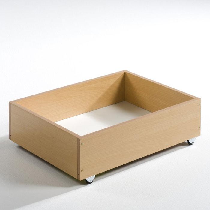Beech Z-Bed Underbed Storage Box 160cm