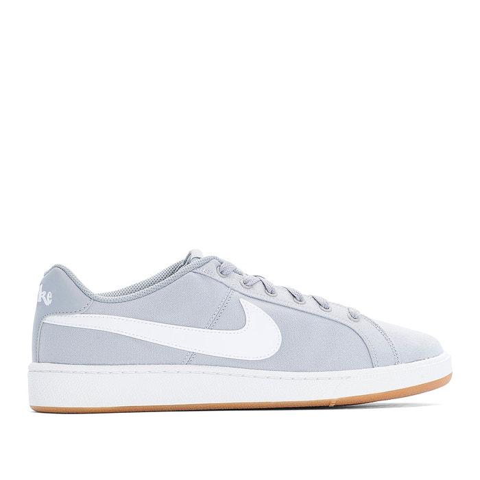 7ca7f81364 Zapatillas court royale canvas gris Nike   La Redoute