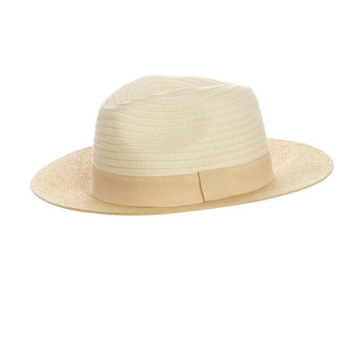 Chapéu de palha La Redoute Collections