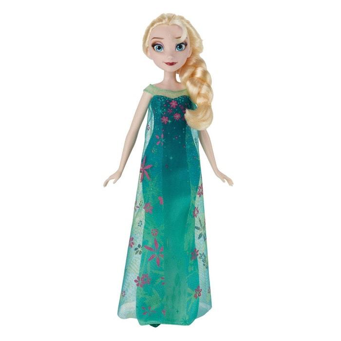 la reine des neiges elsa fte givre hasb5165es20 hasbro - Barbie Reine Des Neiges