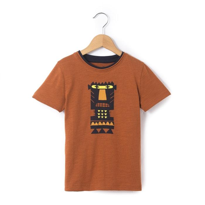 """Imagen de Camiseta motivo """"totem"""" 3-12 años abcd'R"""
