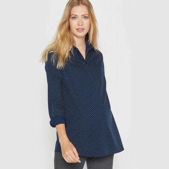 Imagen de Camisa de embarazo, estampado de lunares R essentiel