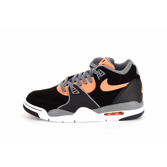 Nike Air Flight 89 - 306252-009 Noir - Chaussures Basket montante Homme