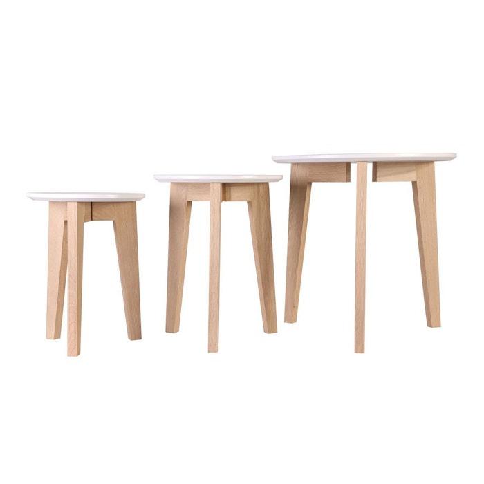 la redoute tables gigognes table gigogne alinea lit gigogne alinea fresh awesome la redoute. Black Bedroom Furniture Sets. Home Design Ideas