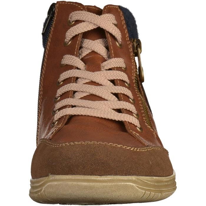 Sneaker marron Rieker