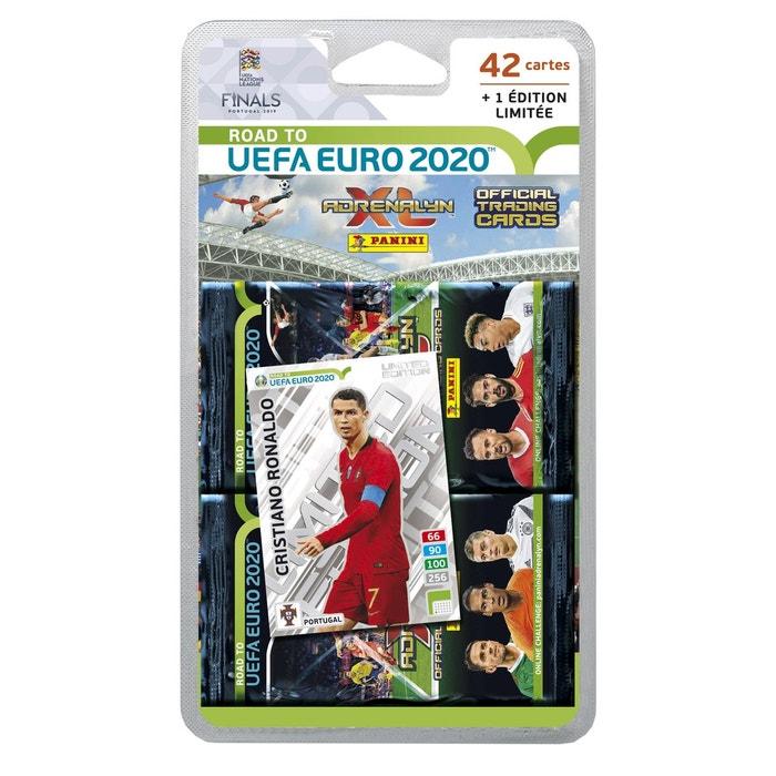 "Adrenalyn XL-Road to UEFA Euro 2020 /""édition limitée/"" Cartes x 4"