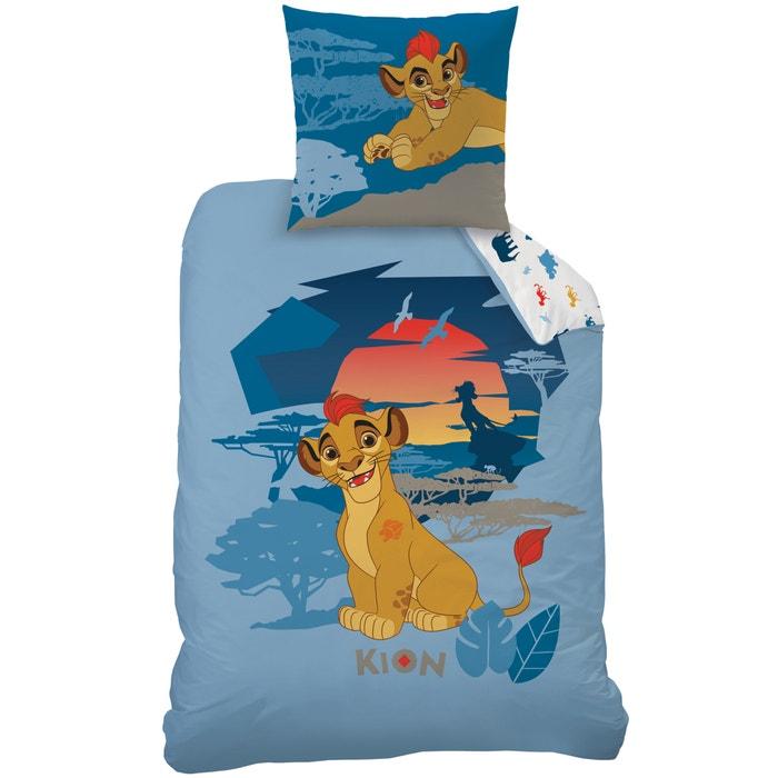 Parure imprimée, pur coton, La Garde du Roi Lion  LE ROI LION image 0