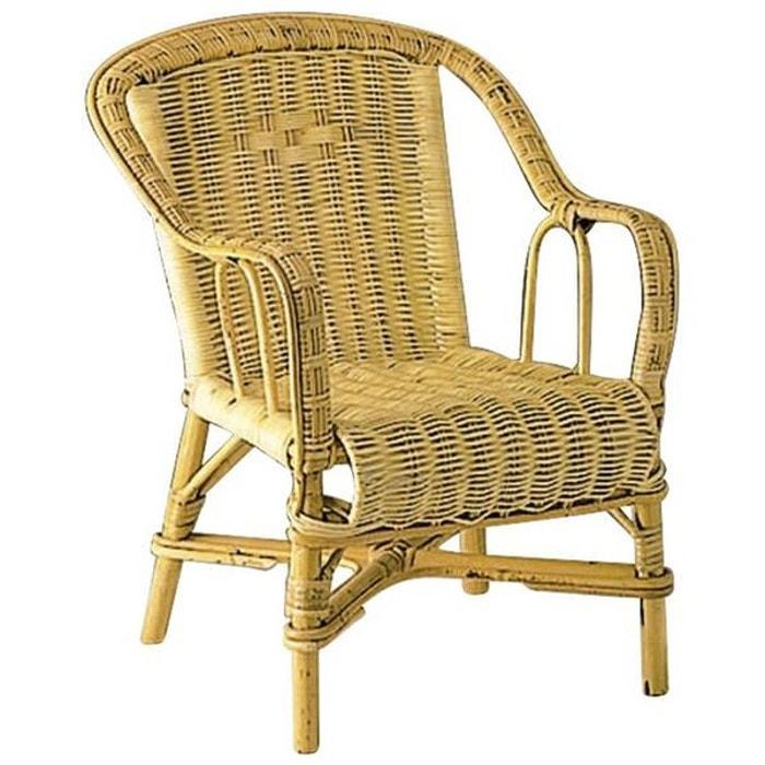 fauteuil enfant en rotin naturel aubry gaspard la redoute. Black Bedroom Furniture Sets. Home Design Ideas