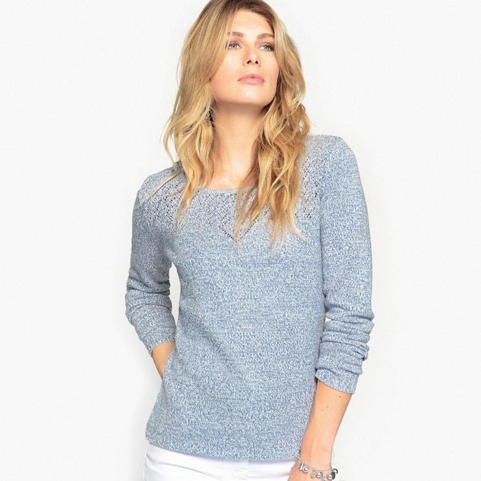 afbeelding Trui in getwijnd tricot ANNE WEYBURN