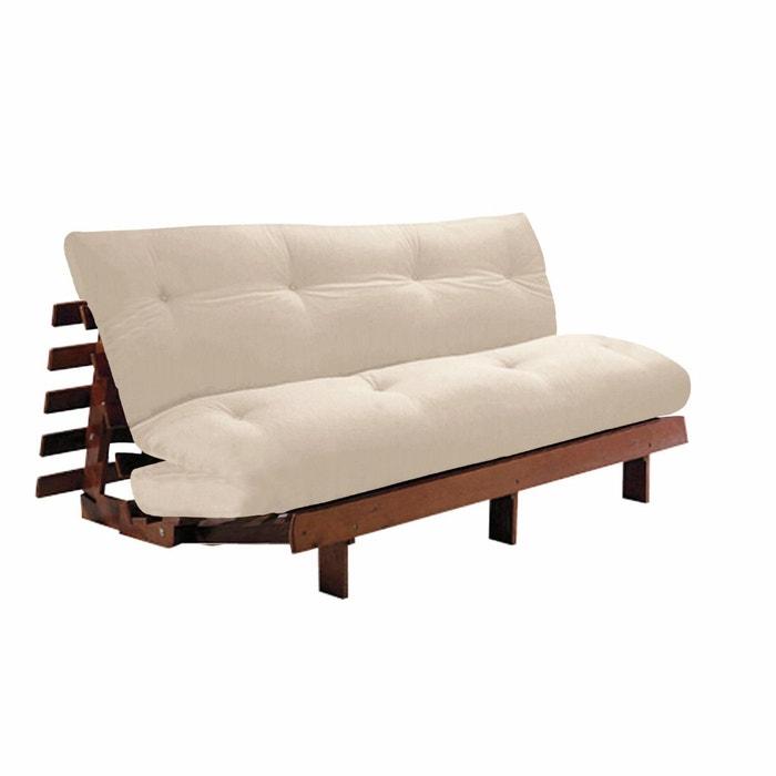 Image Matelas futon confort Soie Cachemire Latex La Redoute Interieurs