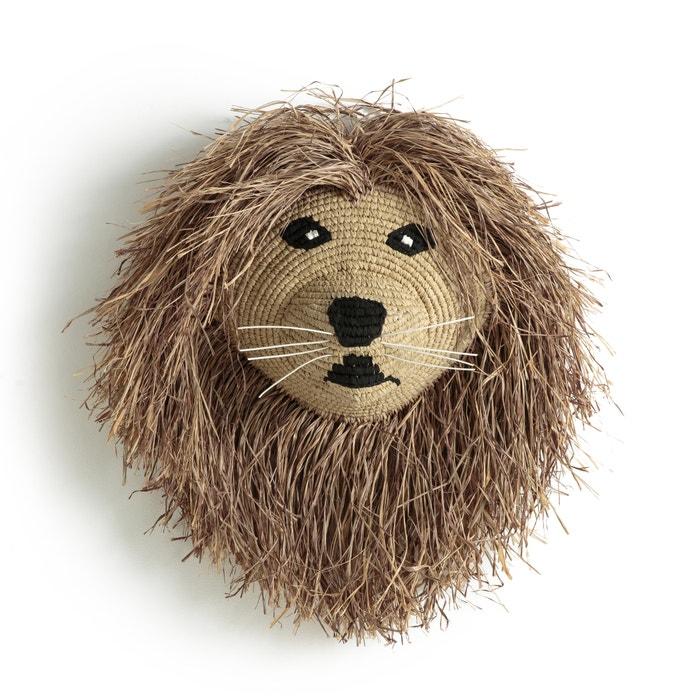 Cabeza de león Felide para pared  AM.PM. image 0