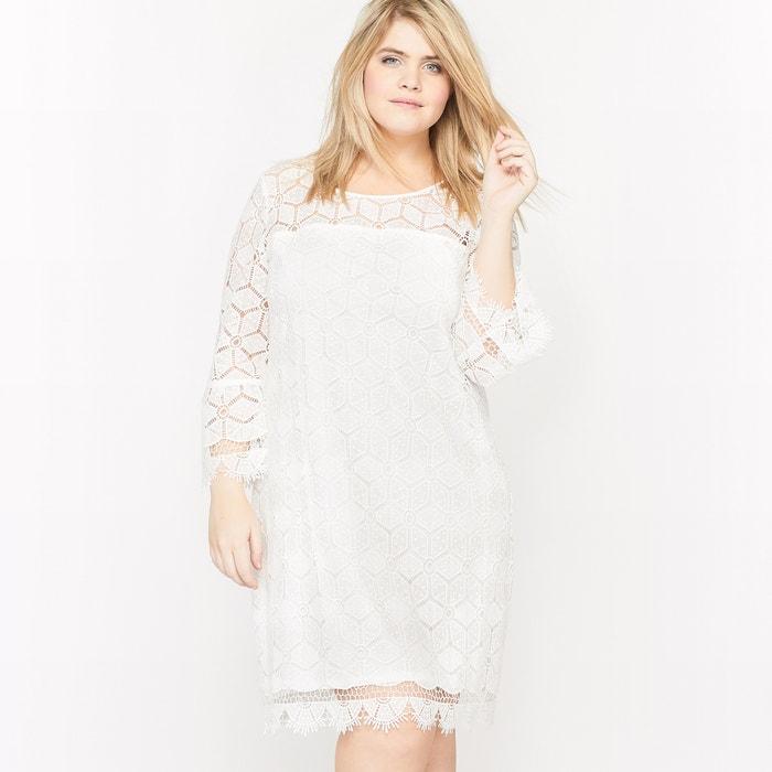 Imagen de Vestido de guipur CASTALUNA