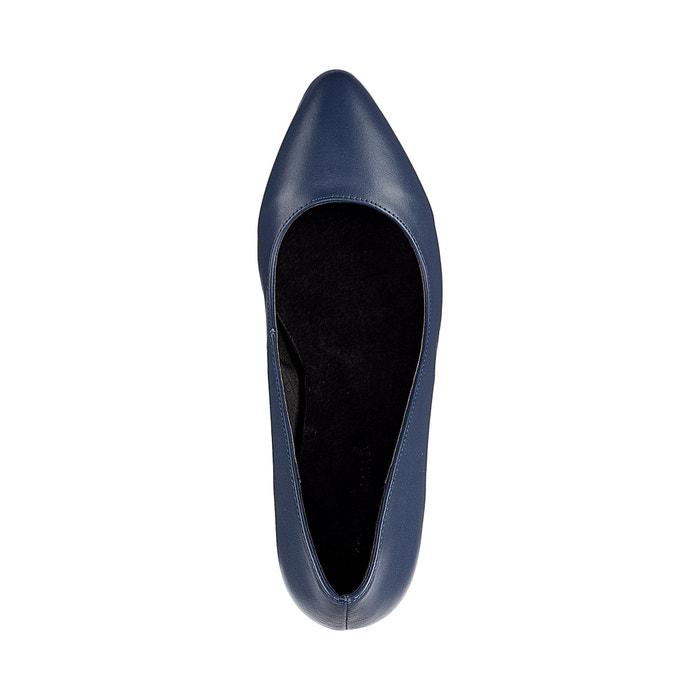 45 pie 38 al plataforma y 243;n del con ancho piel de CASTALUNA Zapatos tac wFZqgOnB1