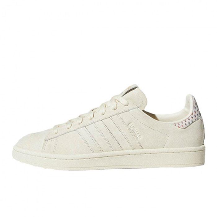 finest selection d3113 b18ea Basket adidas originals campus pride - b42000 blanc Adidas Originals  La  Redoute