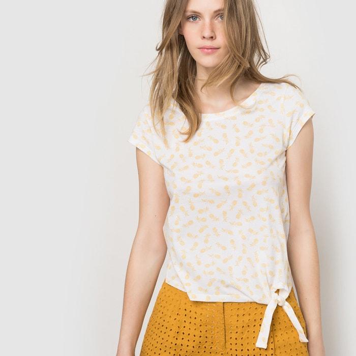 Image T-shirt met ananas print R édition