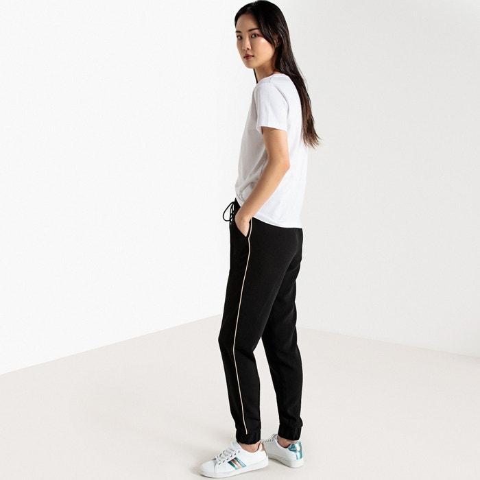 Redoute el La lateral dorada y banda cintura Jogging Collections con 225;stica dqXwXfHr