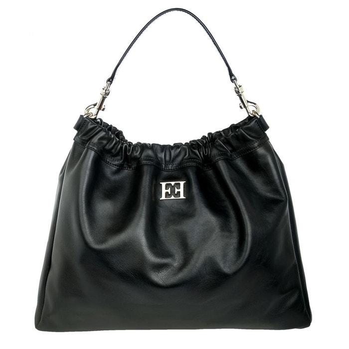 Acheter Magasin De Sortie Pas Cher Sac d´épaule shopping bag noir esca Acheter Pas Cher Pas Cher YrIg1