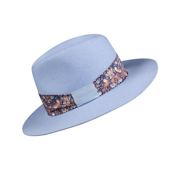 Chapeau feutre féminin ciel bleu ciel Little California Leisurewear | La Redoute Acheter Pas Cher Boutique Pour Le Dernier Pas Cher 3JoL5dPkt
