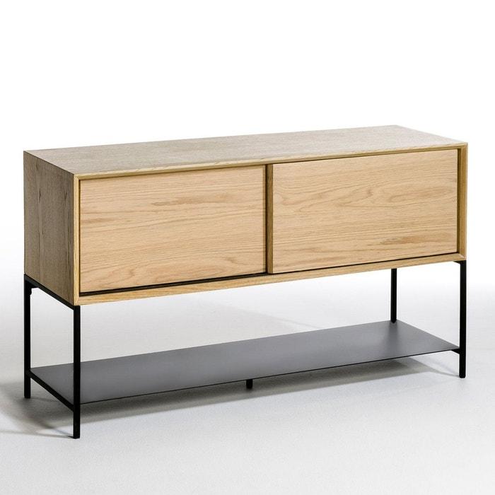 buffet en enfilade mambo ch ne ch ne naturel am pm la redoute. Black Bedroom Furniture Sets. Home Design Ideas