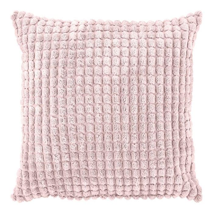Housse de coussin rome 70x70 cm rose pink dutch decor la - Housse de coussin 70x70 ...