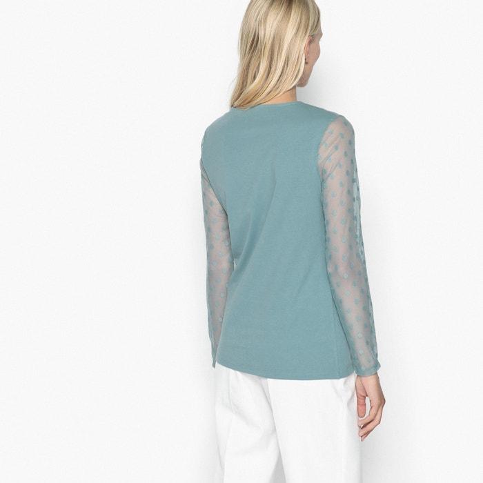 de Camiseta de WEYBURN malla tejidos ANNE bordada dos 8Ewgnaxxq