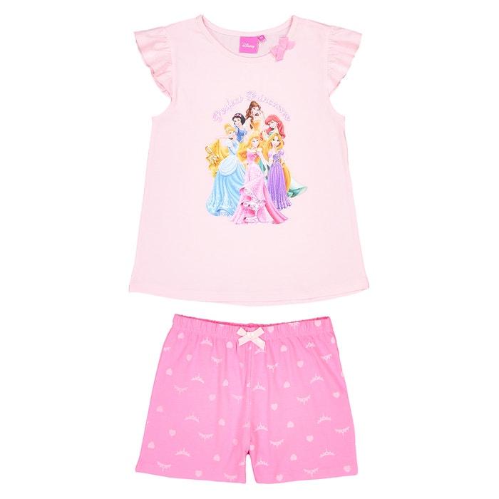 Pijama 2 - 8 anos  DISNEY PRINCESS image 0