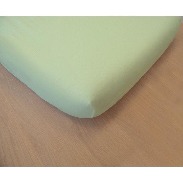 drap housse al se 2 en 1 lit b b 70x140 cm dif coloris kadolis la redoute. Black Bedroom Furniture Sets. Home Design Ideas