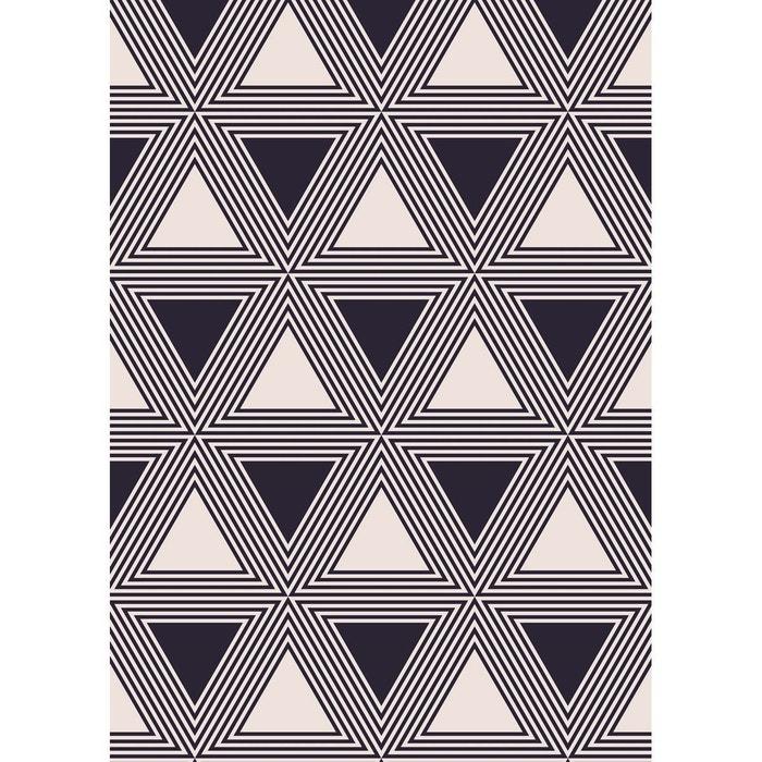 papier peint intiss adonis multicolore le papiers de ninon la redoute. Black Bedroom Furniture Sets. Home Design Ideas