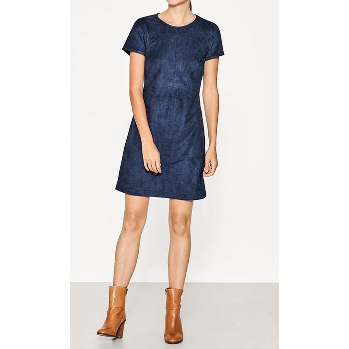 Faux Suede Shift Dress  ESPRIT image 0