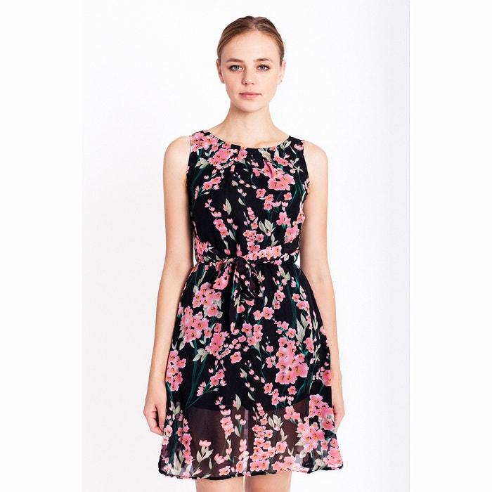 Image Floral Print Voile Dress. MIGLE+ME