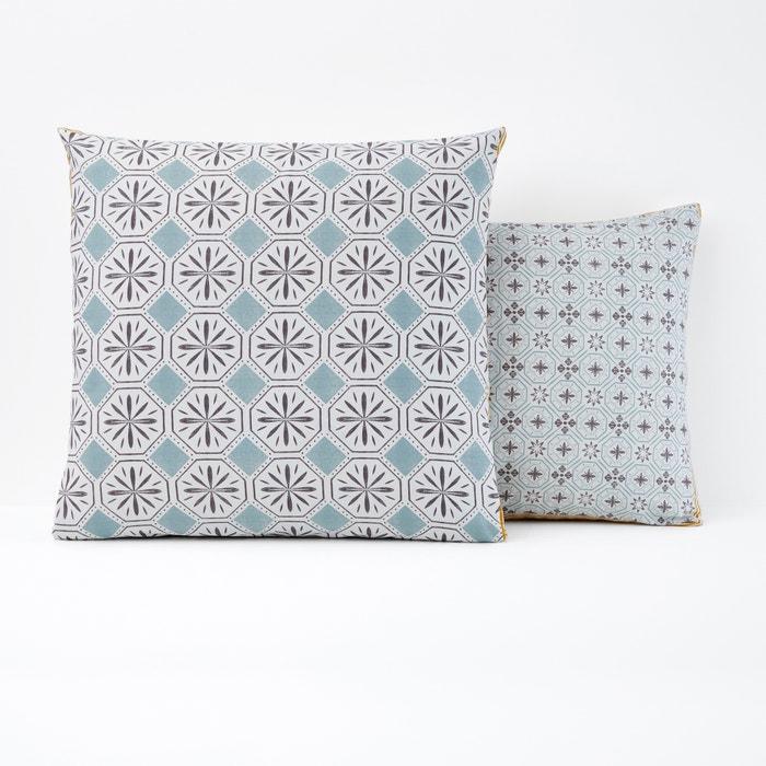 Image Taie d'oreiller imprimée, SALERNES La Redoute Interieurs