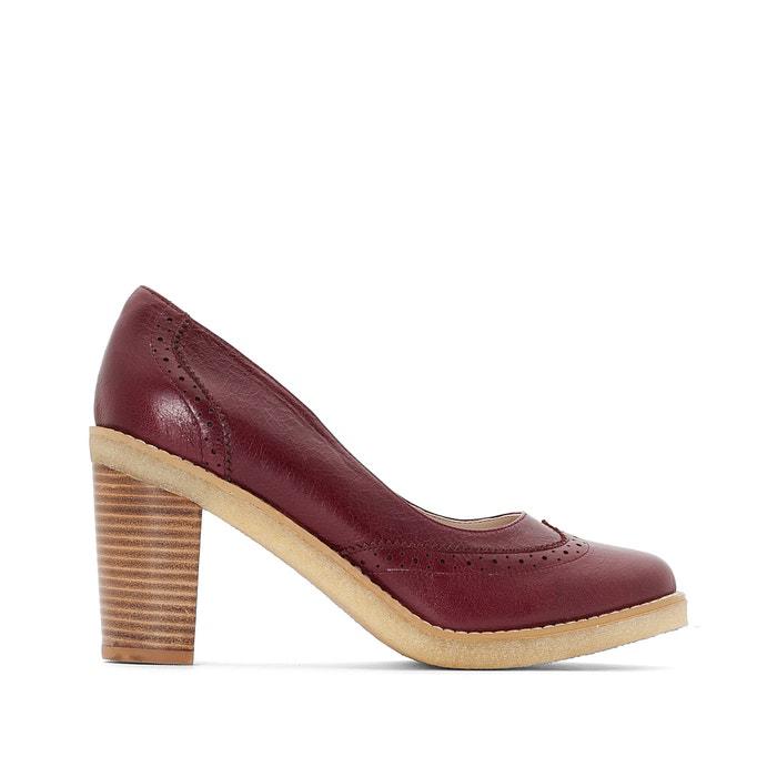 Wide Fitting Platform Heels, Sizes 38-45  CASTALUNA image 0