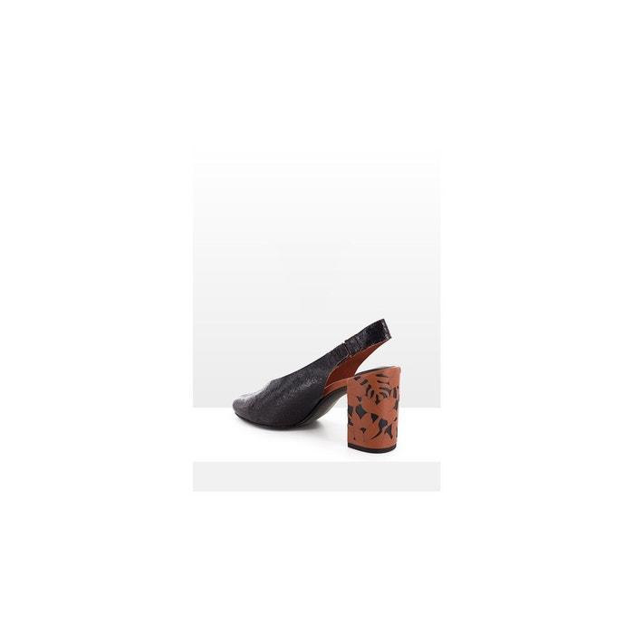Sandales-lali noir What For