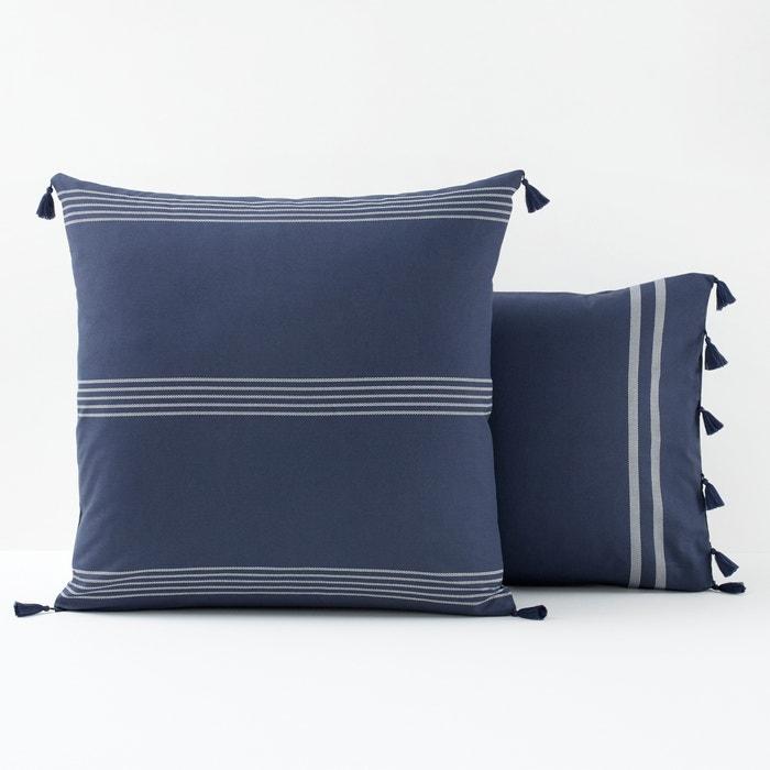 taie d oreiller coton riad la redoute interieurs la redoute. Black Bedroom Furniture Sets. Home Design Ideas