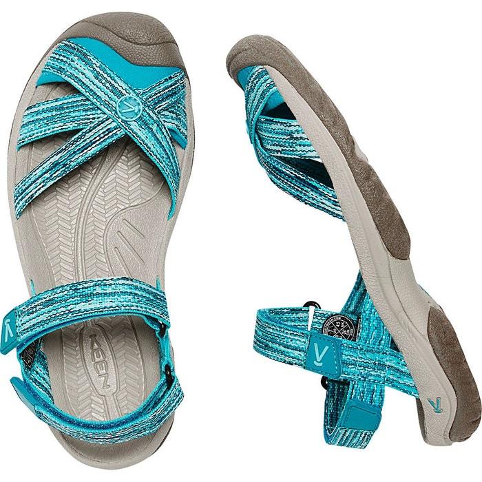 Bali strap - sandales femme - bleu/turquoise turquoise Keen