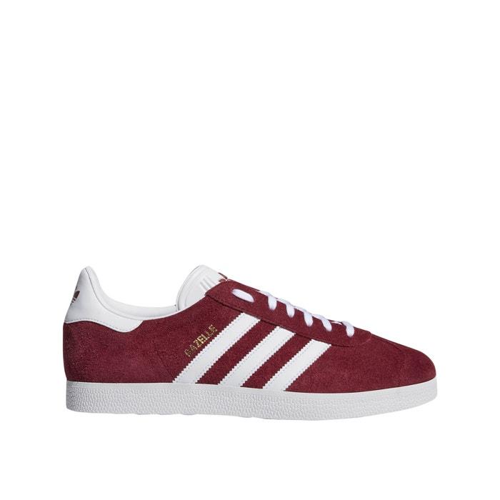 Gazelle trainers , burgundy, Adidas