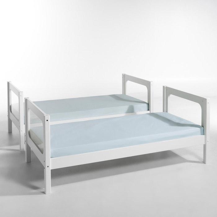 beliche pilha branco am pm la redoute. Black Bedroom Furniture Sets. Home Design Ideas