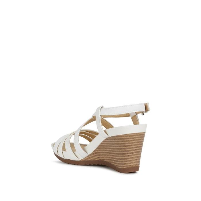 Sandales compensées new rorie Geox | La Redoute
