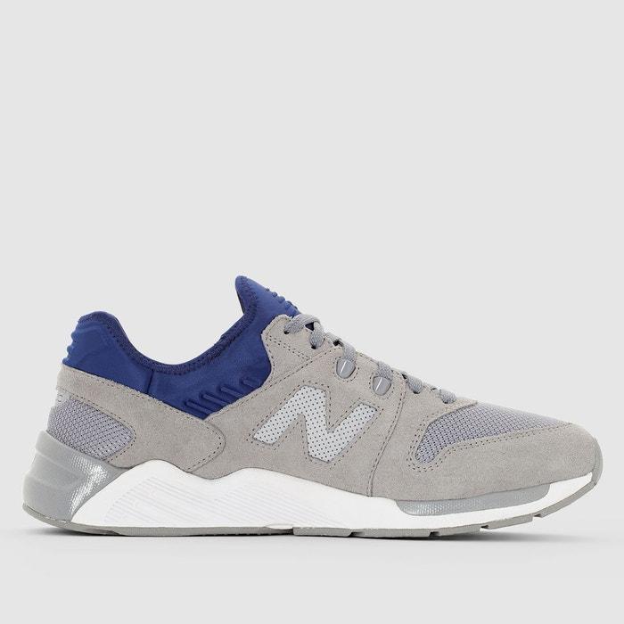 new balance grise bleu