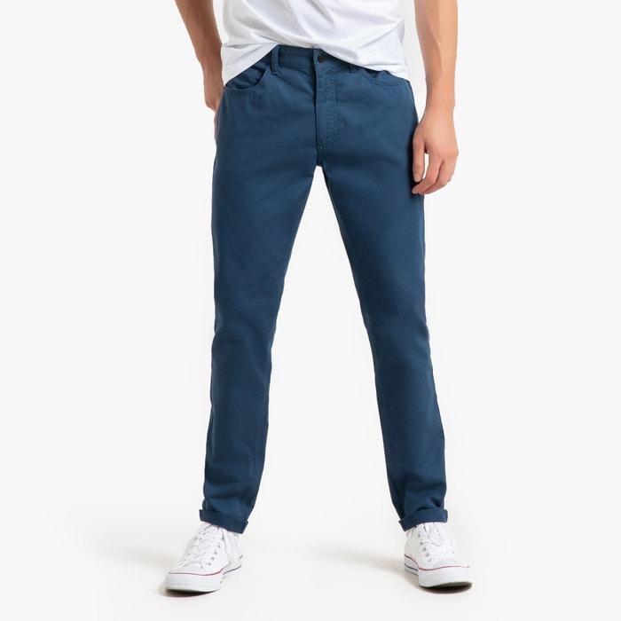 Slim broek 5-pockets  LA REDOUTE COLLECTIONS image 0
