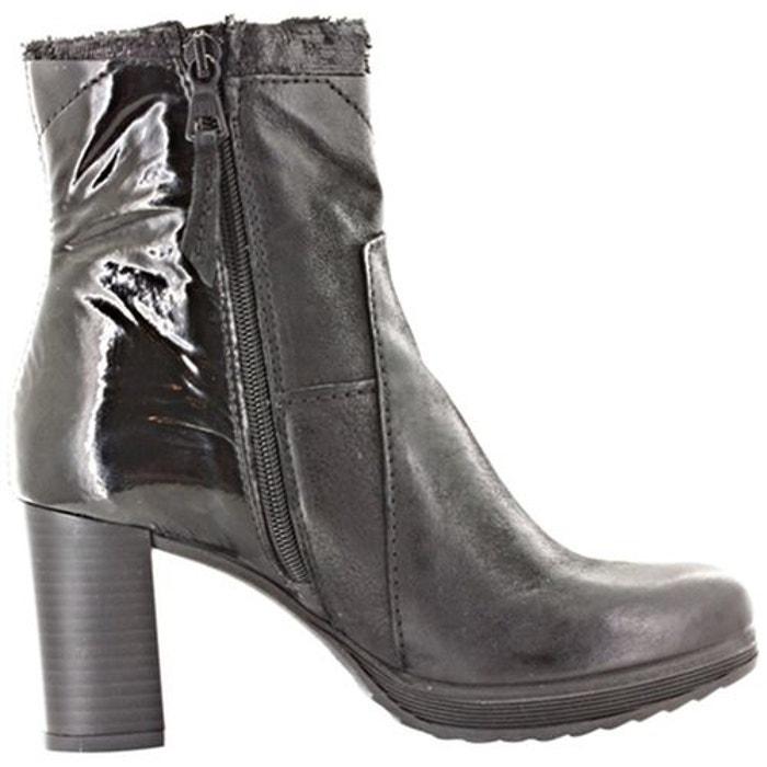 Vente Vraiment Bottines / boots cuir noir Mjus Acheter Sortie Prix Incroyables Pas Cher En Ligne Acheter Package De Compte À Rebours Pas Cher nFhYUzywpH