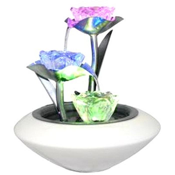 fontaine d 39 int rieur irida avec clairage 294306 2 zen light la redoute. Black Bedroom Furniture Sets. Home Design Ideas