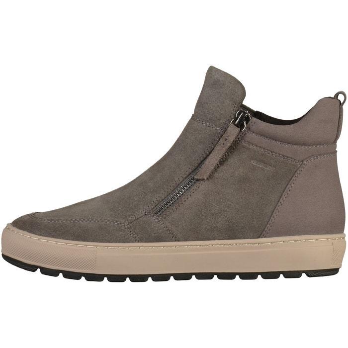 Sneaker gris foncé Geox