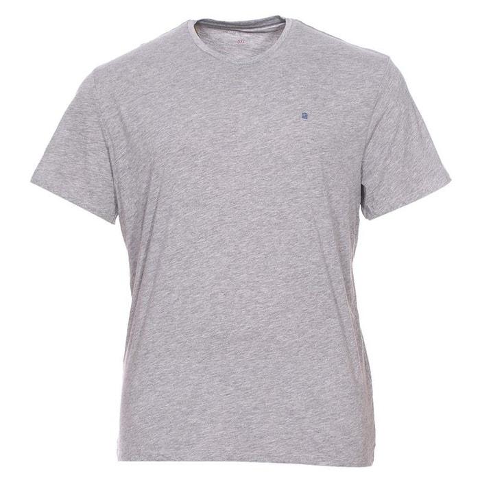 tee shirt coton gris serge blanco la redoute. Black Bedroom Furniture Sets. Home Design Ideas