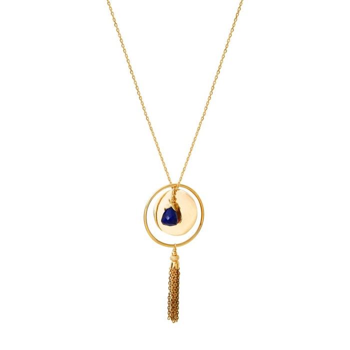 Vente Livraison Gratuite Qualité Aaa Collier bijou lapis lazuli or Mrs & Mr | La Redoute cNa6XZgl