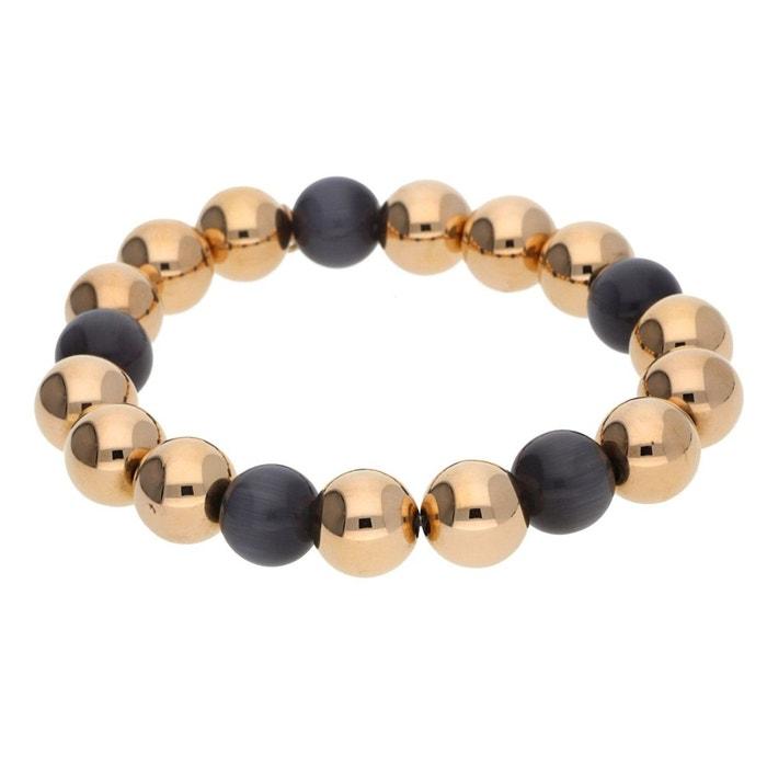 Bracelet or, gris Esprit | La Redoute