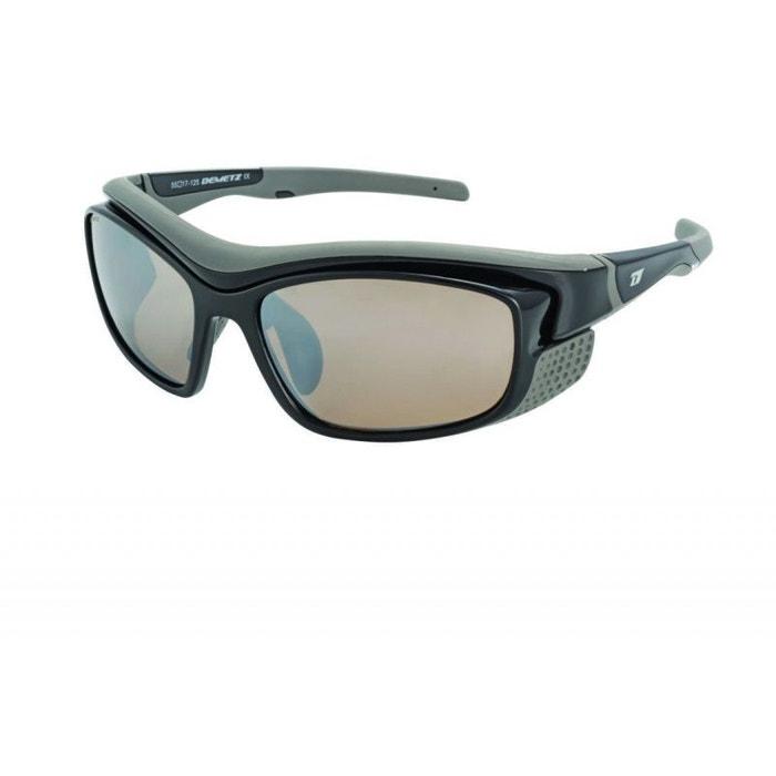Lunettes de sport mixte demetz noir piment noir gris 58 17 noir Demetz   La  Redoute 5804dcb2e128